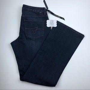 NWT JAG Low rise Bootcut Jeans